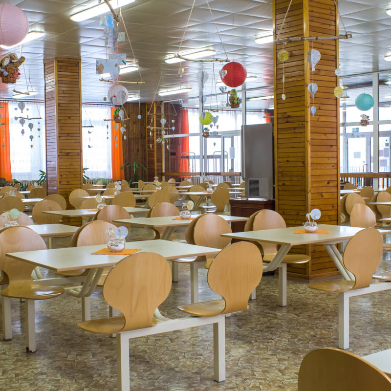 Školní jídelna Varnsdorf, Náměstí E. Beneše